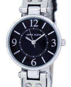 アン ・ クライン石英 9443BKBK レディース腕時計