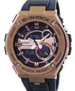 カシオ G-ショック G-鋼アナログ デジタル世界時間 GST-210B-4 a メンズ腕時計