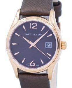 ハミルトン ジャズ マスター クオーツ H32341975 レディース腕時計
