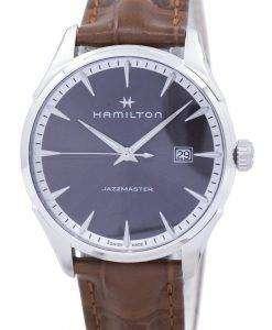 ハミルトン ジャズ マスター クオーツ H32451581 メンズ腕時計
