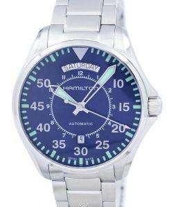 ハミルトン カーキ アヴィエイション パイロット自動 H64615145 メンズ腕時計