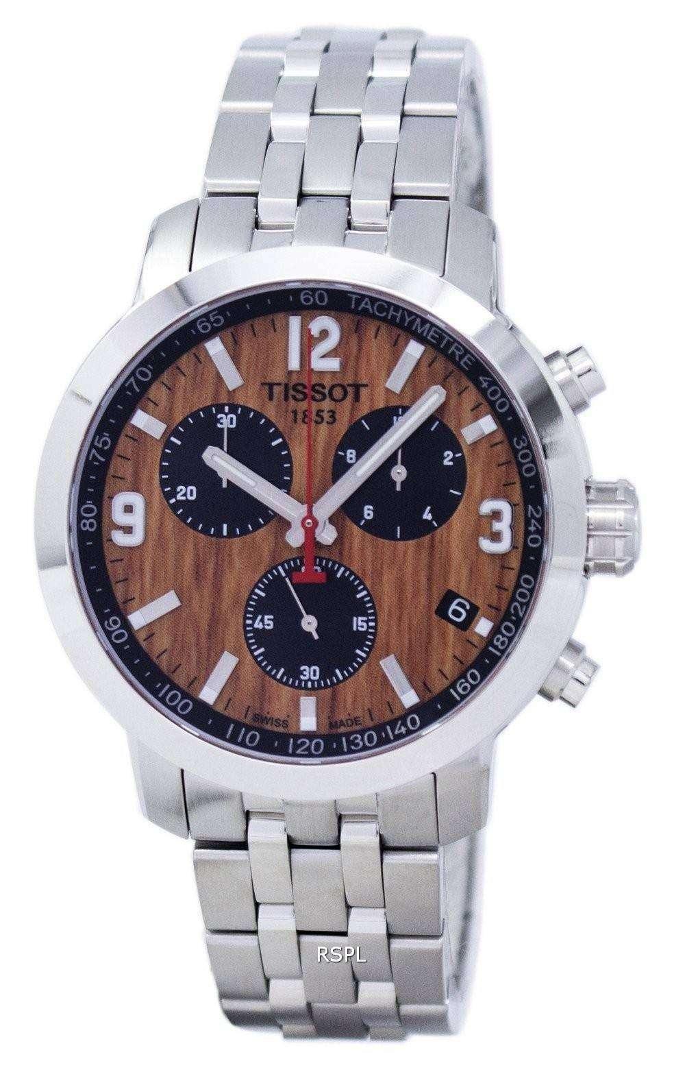 ティソ T-スポーツ PRC 200 バスケット ボール クロノグラフ T055.417.11.297.01 T0554171129701 メンズ腕時計