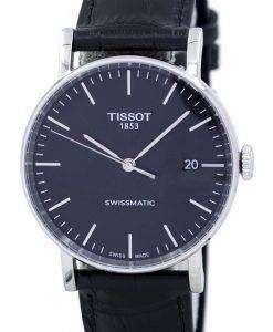 ティソ T-クラシック毎回 Swissmatic 自動 T109.407.16.051.00 T1094071605100 メンズ腕時計