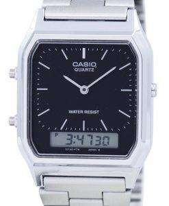 カシオ青年石英アナログ デジタル AQ 230A 1DHDF AQ230A 1DHDF メンズ腕時計