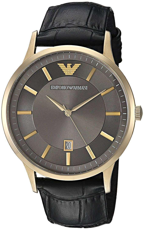 エンポリオアルマーニ クラシック クォーツ AR11049 メンズ腕時計