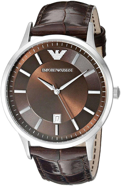 エンポリオアルマーニ クラシック クォーツ AR2413 メンズ腕時計
