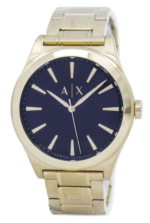 アルマーニエクス チェンジ アナログ クオーツ AX2328 メンズ腕時計