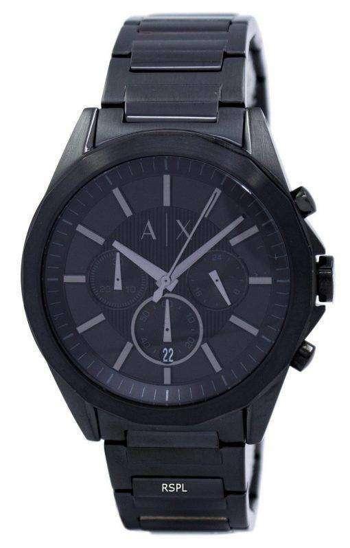 アルマーニエクス チェンジ クロノグラフ クォーツ AX2601 メンズ腕時計