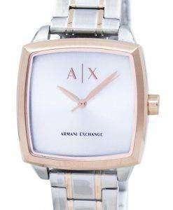 アルマーニエクス チェンジ アナログ クオーツ AX5449 レディース腕時計