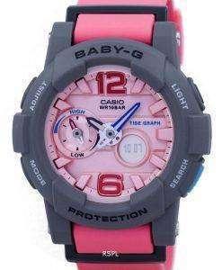 カシオベビー-G 潮汐グラフ アナログ デジタル BGA-180-4B2 BGA180 4B2 レディース腕時計