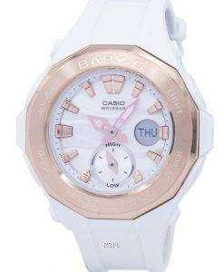 カシオベビー-G 世界時間アナログ デジタル BGA 220 G 7ADR BGA220G 7ADR レディース腕時計