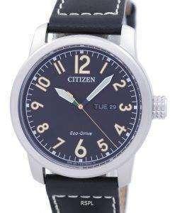 チャンドラー市民エコドライブ アナログ BM8471 01E メンズ腕時計