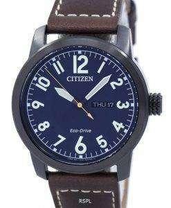チャンドラー市民エコドライブ アナログ BM8478-01 L メンズ腕時計
