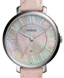 化石ジャクリーン石英 ES4151 レディース腕時計