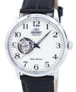 古典的なエレガントな自動 RA AG0010S10B メンズ腕時計をオリエントします。