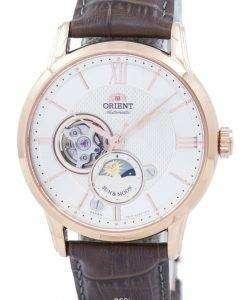 オリエントのクラシック太陽・月の自動 RA AS0003S00B メンズ腕時計