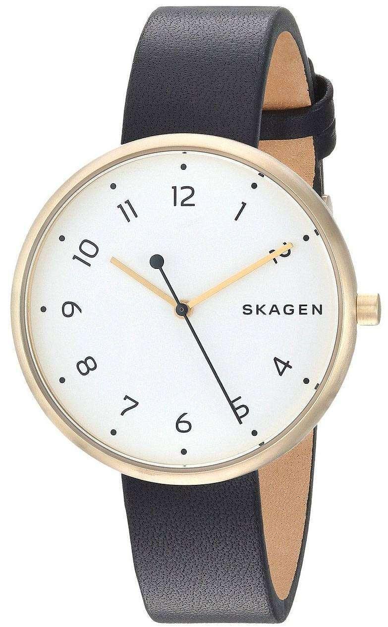 スカーゲン署名アナログ クオーツ SKW2626 レディース腕時計