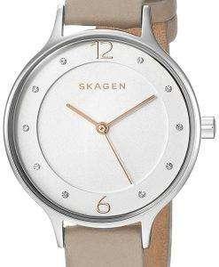スカーゲン アニタ アナログ クオーツ ダイヤモンド アクセント SKW2648 レディース腕時計