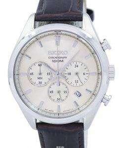 セイコー クラシック クロノグラフ クォーツ SSB293 SSB293P1 SSB293P メンズ腕時計