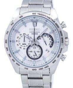 セイコー クロノグラフ クオーツ タキメーター SSB297 SSB297P1 SSB297P メンズ腕時計
