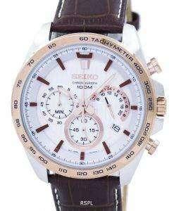 セイコー クロノグラフ クオーツ タキメーター SSB306 SSB306P1 SSB306P メンズ腕時計