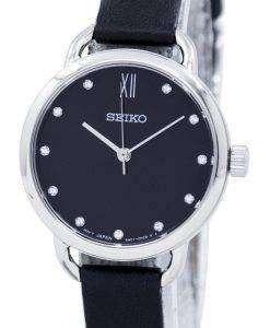 セイコーのアナログ クオーツ ダイヤモンド アクセント SUR699 SUR699P1 SUR699P レディース腕時計