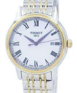 ティソ T-クラシック カーソン石英 T085.410.22.013.00 T0854102201300 メンズ腕時計