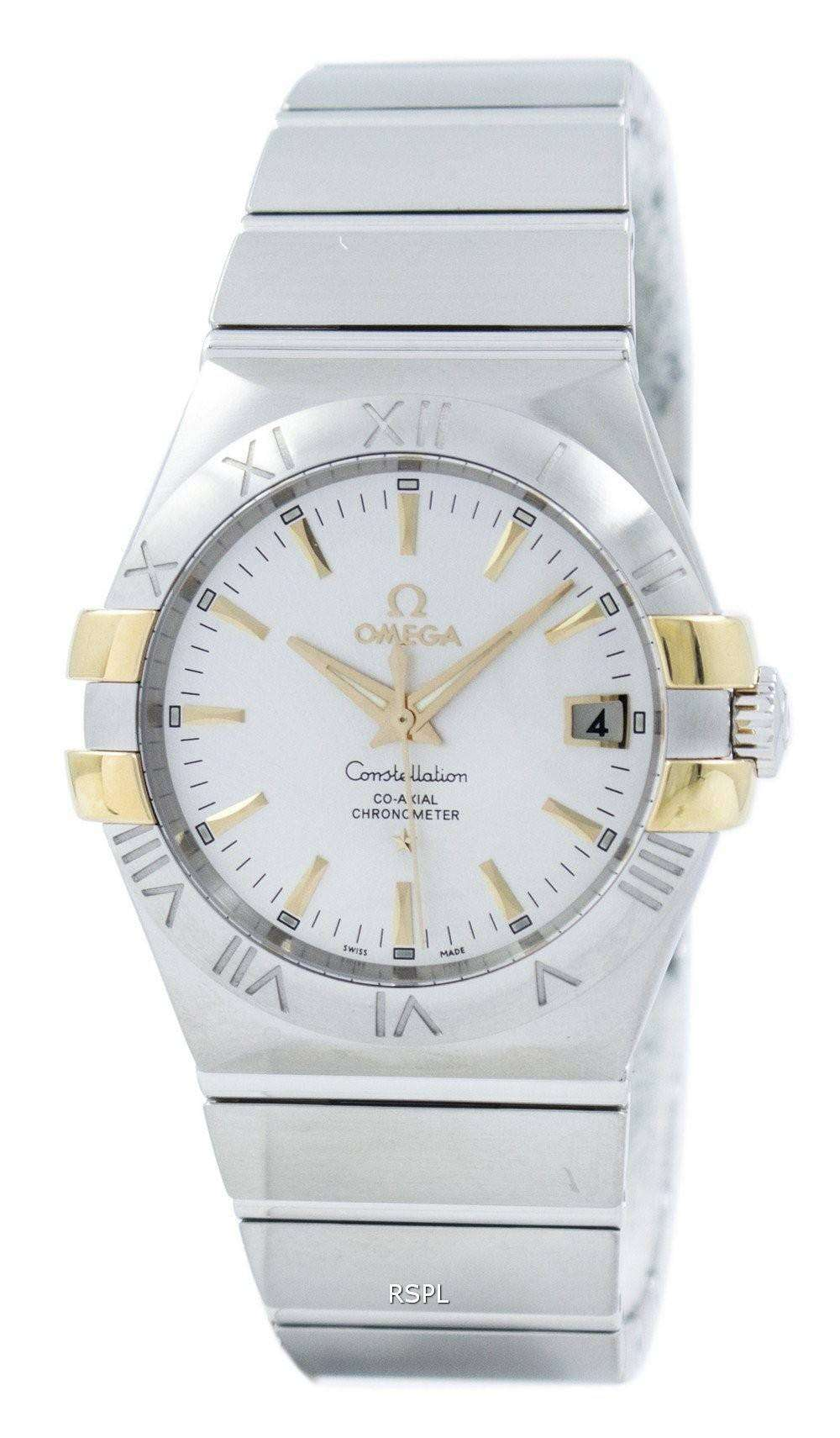 オメガ コンステレーション コーアクシャル クロノメーター 123.20.35.20.02.004 メンズ腕時計