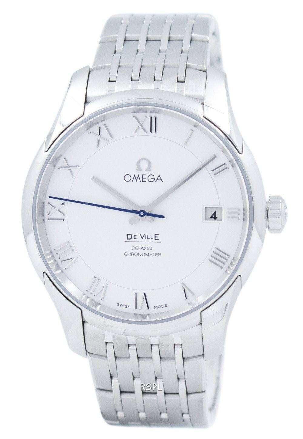 オメガ デ ・ ヴィル コーアクシャル クロノメーター自動 431.10.41.21.02.001 メンズ腕時計