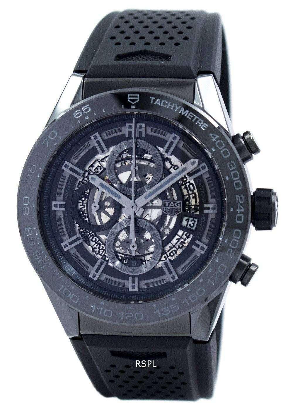タグ ・ ホイヤー カレラ クロノグラフ自動 CAR2A90。FT6071 メンズ腕時計