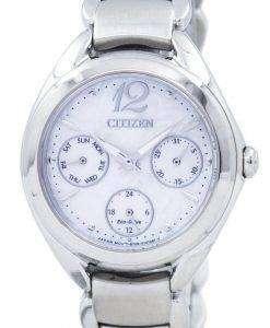 市民エコドライブ アナログ FD2020-54 D レディース腕時計