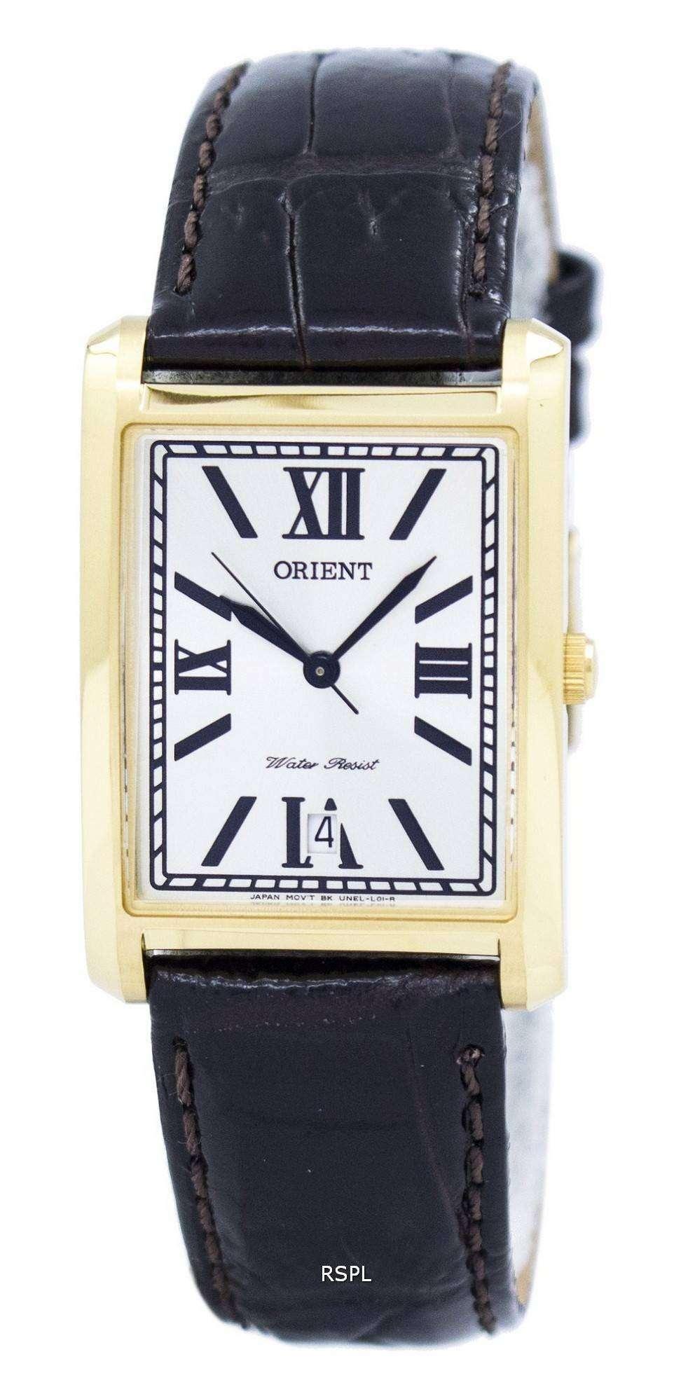 オリエント アナログ クオーツ FUNEL002C0 レディース腕時計