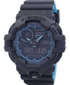 カシオ G-ショック照明耐衝撃性 GA 700SE-1 a 2 GA700SE-1 a 2 メンズ腕時計