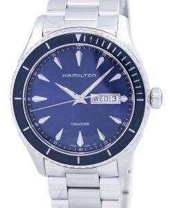 ハミルトン ジャズ マスター シービュー石英 H37551141 メンズ腕時計