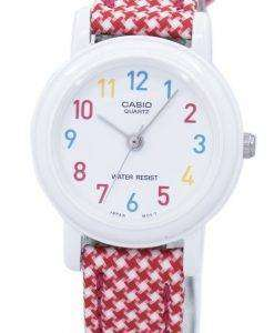 カシオ アナログ クオーツ LQ-139 ポンド-4B LQ139LB 4B レディース腕時計