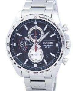 セイコー クロノグラフ クオーツ タキメーター SSB255 SSB255P1 SSB255P メンズ腕時計