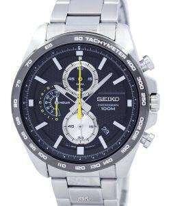 セイコー クロノグラフ クオーツ タキメーター SSB261 SSB261P1 SSB261P メンズ腕時計