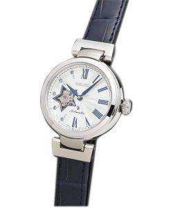 セイコー Lukia 自動ダイヤモンド アクセント日本製 SSVM035 レディース腕時計