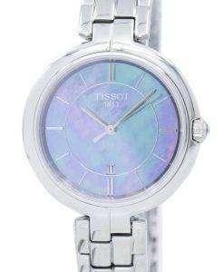 ティソ T-女性フラミンゴ石英 T094.210.11.121.00 T0942101112100 レディース腕時計