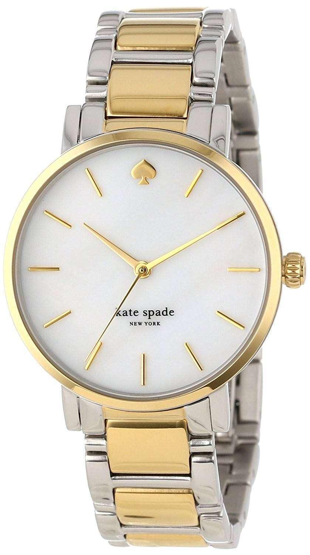 ケイト ・ スペード ニューヨーク グラマシー石英 1YRU0005 レディース腕時計
