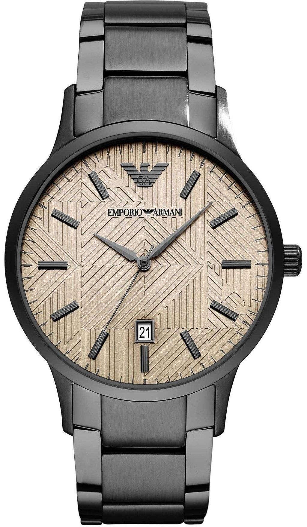 エンポリオ ・ アルマーニ クォーツ AR11120 メンズ腕時計