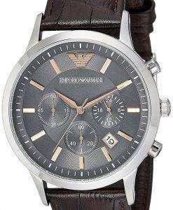 エンポリオ ・ アルマーニ レナート クロノグラフ クォーツ AR2513 メンズ腕時計