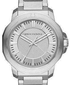アルマーニエクス チェンジ石英 AX1900 メンズ腕時計