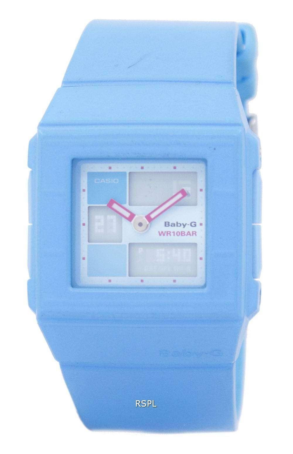 カシオ G-ショック アナログ デジタル BGA 200 2E レディース腕時計
