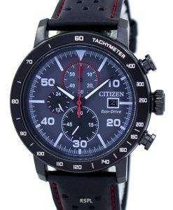 市民エコ ・ ドライブ クロノグラフ タキメーター CA0645-15 H メンズ腕時計