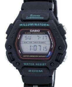 カシオ デジタル クラシック アラーム クロノグラフ WR200M DW-290-1VS DW-290-1 メンズ腕時計