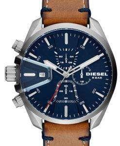 ディーゼルの時間枠 MS9 クロノグラフ クォーツ DZ4470 メンズ腕時計