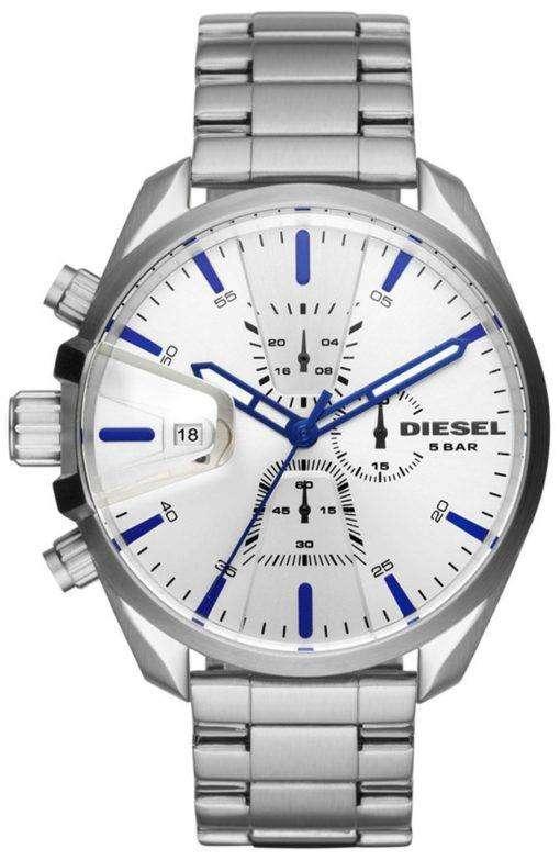 ディーゼルの時間枠 MS9 クロノグラフ クォーツ DZ4473 メンズ腕時計