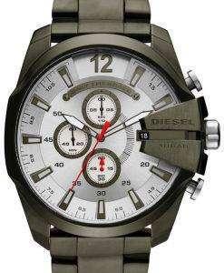 ディーゼルの時間枠メガ チーフ クロノグラフ クォーツ DZ4478 メンズ腕時計
