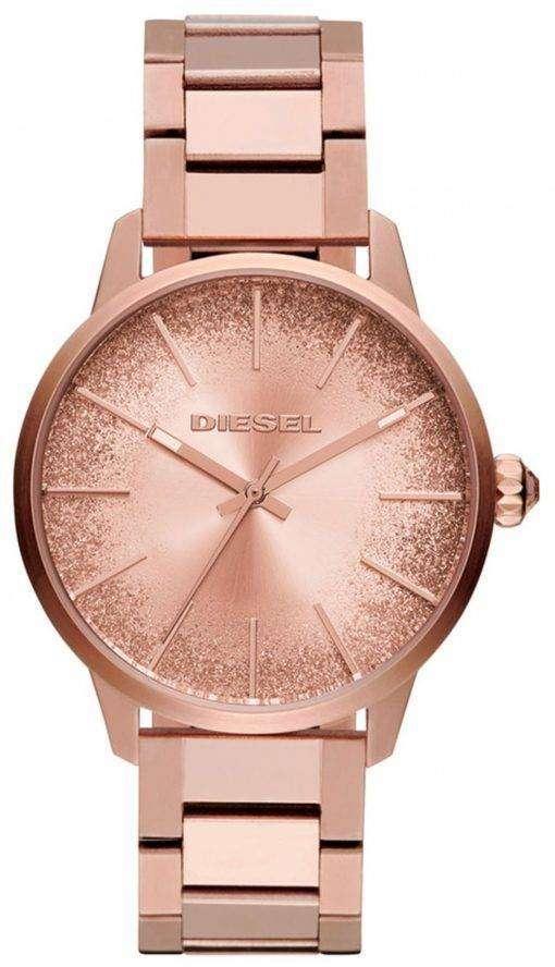 ディーゼル カスティーリャ石英 DZ5567 レディース腕時計